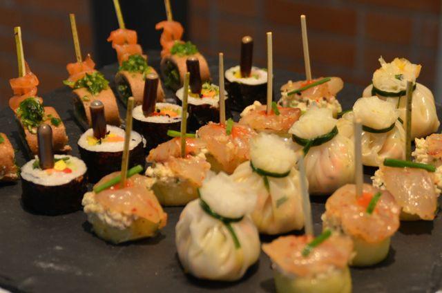 Nos chefs ont imaginé une carte de compositions culinaires aussi savoureuses qu'originales.