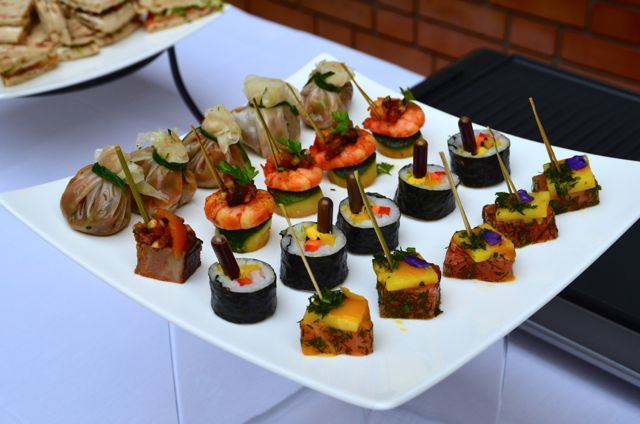 Le mélanges exquis des saveurs ravit le palais des amateurs de gastronomie.