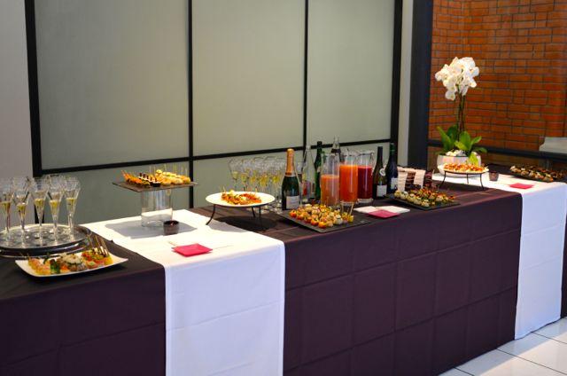 Vos invités seront émerveillés par tant de saveurs et de mets raffinés.