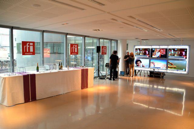 Buffet froid haut de gamme pour vos réceptions professionnelles à Paris et dans toute l'Ile de France.