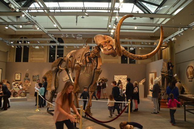 Un événement dans un musée c'est possible.