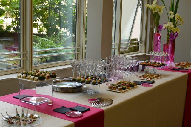 Brunch ou petit-déjeuner, en salle ou en terrasse, les plaisirs gourmands sont à votre portée avec ce traiteur haut-de-gamme.