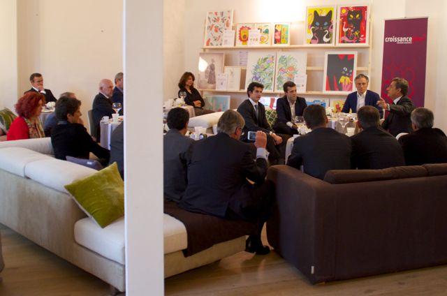 La gastronomie s'invite dans vos événements d'entreprise de Paris, Rueil ou Saint-Germain-en--Laye