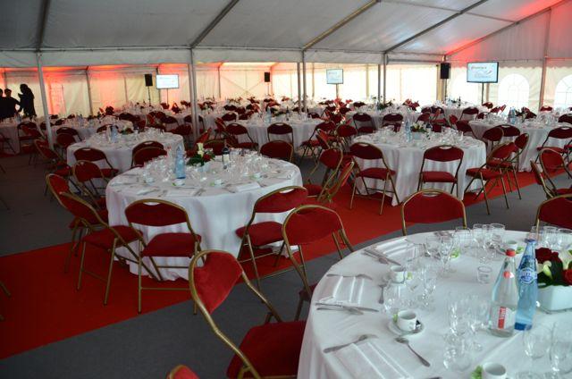 A Paris, Cergy ou  La Celle-Saint-Cloud vous pouvez bénéficier du même type d'installation pour votre événement.