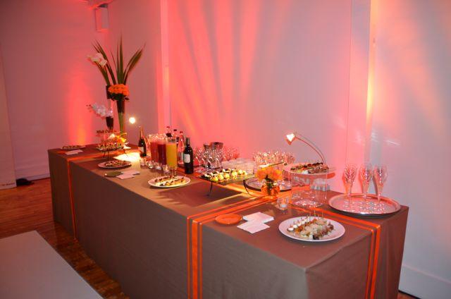 Cocktails dinatoire ou brunch, votre événement professionnel à la hauteur de vos exigences.