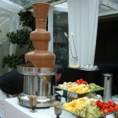 Atelier Fontaine chocolat